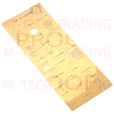 BRAND NEW  IPHONE 4S BGA REWORK REBALLING STENCIL TEMPLATE FOR IC REPAIR