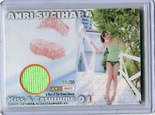 JAPANESE IDOL Anri Sugihara COSTUME  KISS CARD 15/30