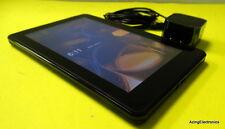 """Amazon Kindle Fire 1st Gen D01400 8GB 7"""" WI-FI - Black / Used / #J"""