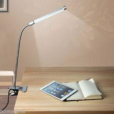 Eye Protection LED Flexible USB Reading Light Clip-on Beside Bed Table Desk Lamp