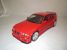"UT Models  BMW  M3  ""rot""  1:18  ohne Verpackung !"