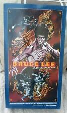 Medicom real action toys bruce lee version internationale 1/6th figure
