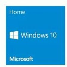 Microsoft Windows 10 Home System Builder OEM DVD 64-bit Brand New