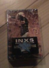 INXS Live Baby Live cassette in hard cover sleeve – RARE - SEALED