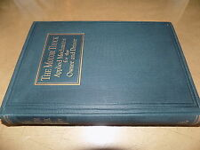 "ca1924 ""The Electric Motor Truck"" Repair/Operation_RARE Vintage Early Truck Book"