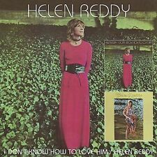 I Don't Know How to Love Him/Helen Reddy CD