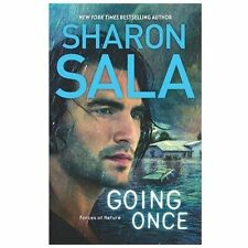 Going Once by Sharon Sala (2013, Paperback) Romantic Suspense
