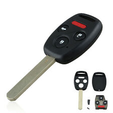 Replacement Car Ignition Chip Remote Key Fob for Honda Accord OUCG8D-380H-A