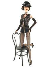 2007 Gold Label Jazz Baby Cabaret Dancer Barbie Doll Brunette