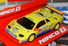 Ninco 55013 Lamborghini Diablo GTR Slot Car 1/32 for Carrera Scx Scalextric