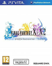 Final Fantasy X / X-2: HD Remaster (Sony PlayStation Vita, 2014)