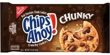 Nabisco Chips Ahoy Chunky Chocolate Chunk Cookies Favorite Ice Cream 11.75 oz