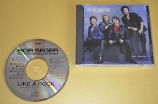 Bob Seger & The Silver Bullet Band - Like A Rock / Capitol 1986 / Made In Japan