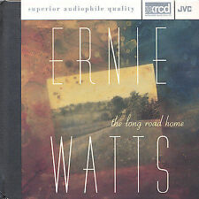 The Long Road Home by Ernie Watts (CD, Mar-2007, JVC XRCD)