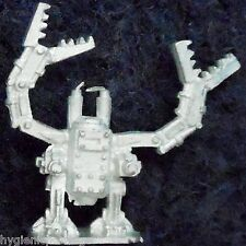 1997 Epic Ork Dreadnought 4 Games Workshop Warhammer 6mm 40K Orc Army Walker GW