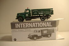 NEW~FIRST GEAR~1957 INTERNATIONAL STAKE TRUCK~CITY OF NEW YORK POLICE~18-2720~