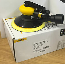 Mirka ROS Palm Air Sander 150mm 5mm Swing FREE INTERFACE PAD upTo 3Year Warranty