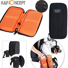 K&F 6 Pockets Lens Filter Pouch Carry Bag Case Holder Wallet For UV CPL ND FLD