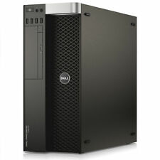 Dell Precision T3610 workstation 32GB ECC E5-2650 8CORE 1TB HD7000