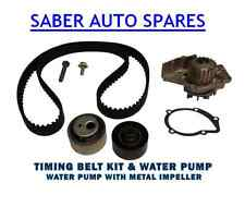 TIMING/CAM BELT KIT & WATER PUMP FOR PEUGEOT 2.0 HDI 8V DIESEL 00-07 1028