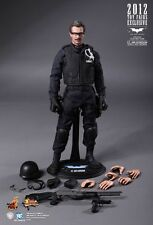 Hot Toys Jim Gordon SWAT Suit The Dark Knight Rises 1/6 MMS182 Mint Toy Fair