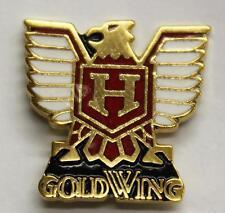 Honda Goldwing posee el logotipo Moto Esmalte Coleccionistas Pin Insignia de esqueleto de grasa