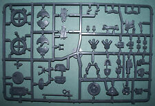 Space Marine Land Raider Crusader/Redeemer Accessories sprue