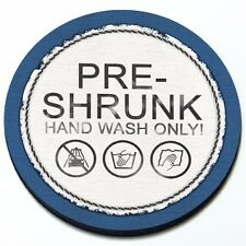 Preshrunk - Handwash Only - Funny MINI Cooper Magnetic Grill Grille Badge
