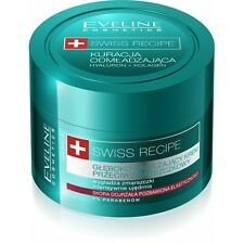 EVELINE COSMETICS SWISS RECIPE REJUVENATING DEEP MOISTURIZING ANTI-WRINKLE CREAM