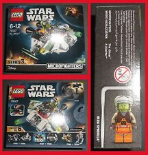 LEGO Set 75127 Microfighters Series 3 GHOST Minifigure Syndulla STAR WARS Rebels
