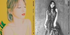 TAEYEON GIRLS' GENERATION My Voice 1ST ALBUM CD + PHOTOCARD + POSTER IN TUBE NEW