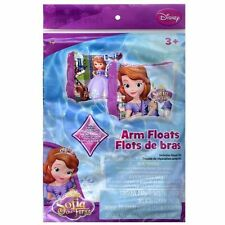 Disney Princess Sofia The First Water Swim Wings Arm Bands Floats Pool Floaties