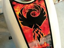 Harley Davidson decal - The Phoenix - Tank Decal - For Sportster chopper bobber