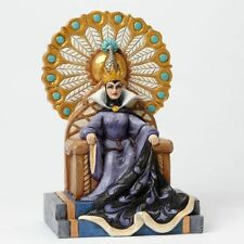 Disney Traditional 4043649 Evil Queen On Throne New & Boxed