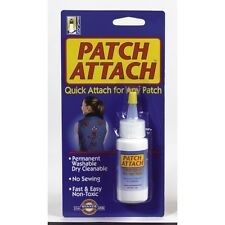 Patch Attach -Bonds Almost Any Patch To Fabric!