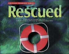 Critical Reading Series: Rescued by Glencoe/ McGraw-Hill - Jamestown Educatio185
