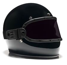 The Equilibrialist - Knox Maska - Black Tinted Visor - Black Strap