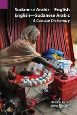 Sudanese Arabic-English - English-Sudanese Arabic : A Concise Dictionary...