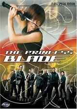 The Princess Blade (DVD, 2004, 2-Disc Set, Special Edition)