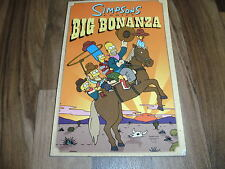 SIMPSONs Sonderband # 7 -- BIG BONANZA // mit den Nr. 27+28+29+30+Itchy Scratchy