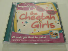 The Cheetah Girls - Disney Sing-A-Long (CD Album) Used Very Good