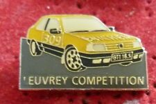 RARE PIN'S VOITURE PEUGEOT 309 GTI 16 S RALLYE LEUVREY COMPETITION