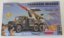 Revell Renwal Reissue Lacross Missile w/Truck & 5 Crew (SSP) 1/32 7824 ST CA