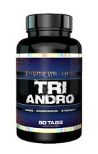 Primeval Labs Tri Andro Supplement  Muscle Mass & Strength Nutrition. Triandro