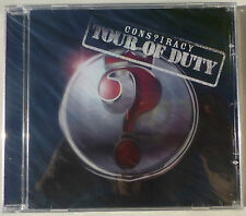 Cons?iracy - Tour of Duty - CD - Very RARE Factory SEALED CD Album NEW RARE