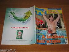 TV SORRISI E CANZONI=2011/10=RAOUL BOVA=LUCA ARGENTERO=GARRISON ROCHELLE=