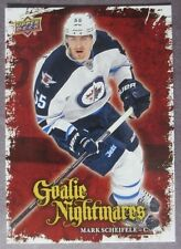2016-17 Upper Deck Series 1 Goalie Nightmares #GN30 Mark Scheifele Winnipeg Jets