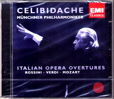 Sergiu CELIBIDACHE Italian Opera ROSSINI William Tell VERDI La forza del destino