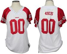 San Francisco 49ers NFL Reebok Field Flirt Womens Fashion Jersey Size Medium