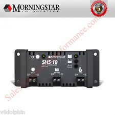 MORNINGSTAR SHS-10 SOLAR REGULATOR 10A 12V 10 LOAD